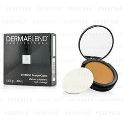 Dermablend - IIntense Powder Camo Compact Foundation (Medium Buildable to High Coverage) - # Suede