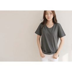 Hello sweety - Round-Neck T-Shirt