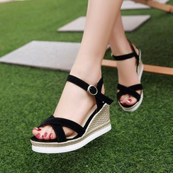 Shoes Galore - Wedge Sandals