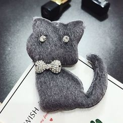 PERILLA - Cat Brooch