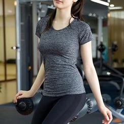 G.LIMITROCK - Short-Sleeve Sport T-Shirt