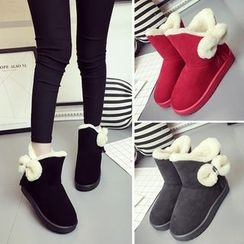 Yoflap - Fleece Snow Boots