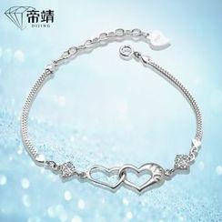 DIJING - Heart Bracelet