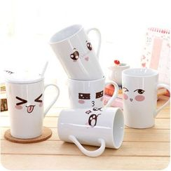 Desu - Print Mug