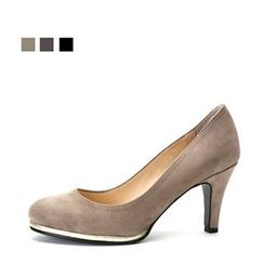 MODELSIS - Metallic Platform Pumps