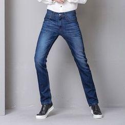 Golden Apple - 直筒牛仔褲