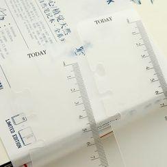 Nina's House - Planner Ruler (A5/A6)
