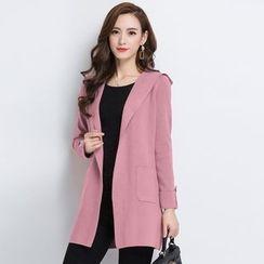 LANA - Knit Hooded Jacket