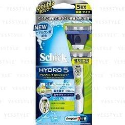 Schick - Hydro 5 Razor (Power Selsct)