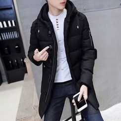 Harvin - Hooded Padded Coat