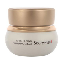 Sooryehan - Baek Sam Whitening Cream 50ml