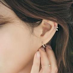 Love Generation - Hoop Earrings