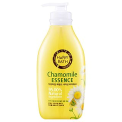 HAPPY BATH - Chamomile Essence Norishing Body Wash 500g