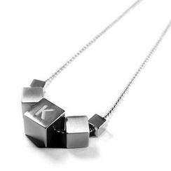 Kamsmak - 5 Icy Cubes Necklace