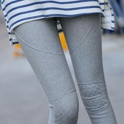 The Shop Story - Brushed-Fleece Lined Leggings