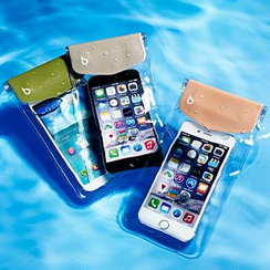 Full House - Waterproof Mobile Pouch