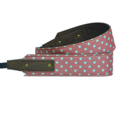 ideer - Dottie Cotton Candy Camera Strap
