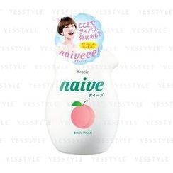 Kracie - Naïve Body Wash (Peach Leaf)