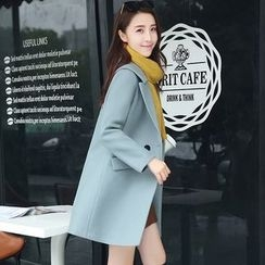 NINETTE - Buttoned Coat