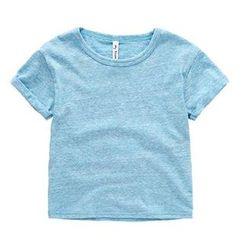 Kido - Kids Short-Sleeve Crewneck T-Shirt