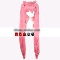 Coshome - Sailor Moon Chibiusa Tsukino Cosplay Wig