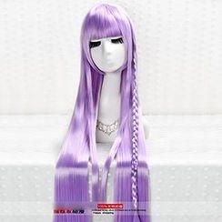 Coshome - Dangan-Ronpa Kirigiri Kyouko Cosplay Wig