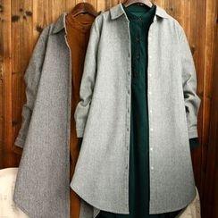 tete - 長袖長襯衫