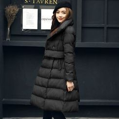 Romantica - Long Padded Coat