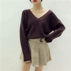 Octavia - V-Neck Sweater