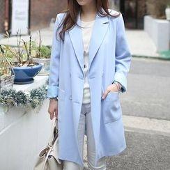 Seoul Fashion - Double-Breasted Jacket