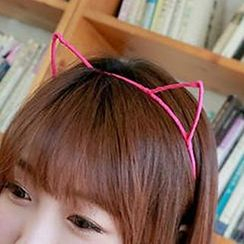 Oohlala! - Cat Ear Hair Band