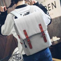 Sosara - Buckled Backpack