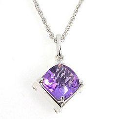 Bellini - 紫晶双面吊咀
