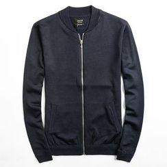 EDAO - Zip Knit Jacket