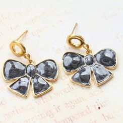 Fit-to-Kill - Big Bow Earrings