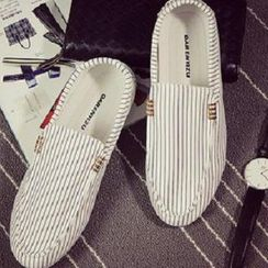 Solejoy - Stripe Loafers