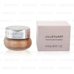 Jill Stuart - Moist Silk Jelly Foundation - # 202 Ivory