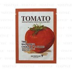 Skinfood - Everyday Tomato Facial Mask Sheet
