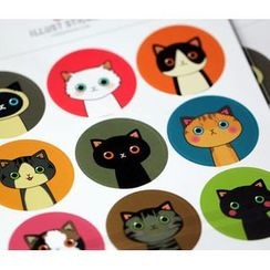 Cute Essentials - Set of 2: Stickers (Randomly Chosen)