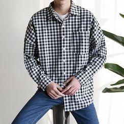 DragonRoad - Plaid Shirt