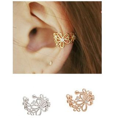 Coolgirl - Filigree Single Ear Cuff