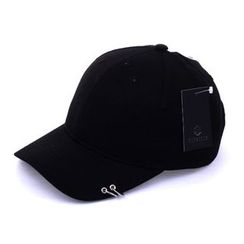Ohkkage - Ring Accent Baseball Cap