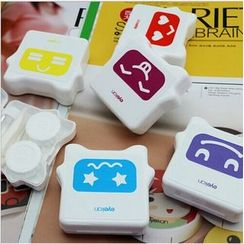 Voon - Contact Lens Case Kit (Facial Expression)