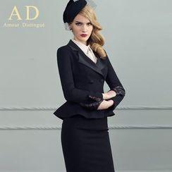 艾尚臣 - 短袖外套 / 長袖外套 / 長褲 / 短裙 / 套裝