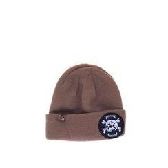 Ohkkage - Skull-Applique Beanie