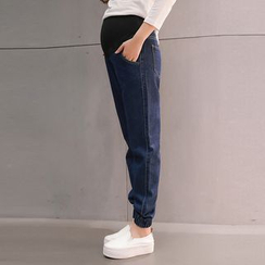 Shandie - Maternity Slim-Fit Jeans