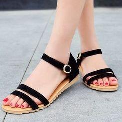 Freesia - Flat Sandals