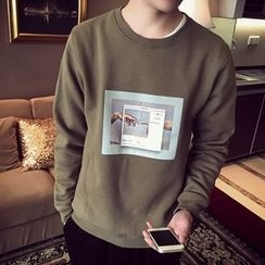 Troopers - Printed Pullover
