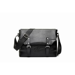 TESU - Faux Leather Shoulder Bag