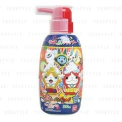 Bandai - Monster Watch Print 2-in-1 Kids Shampoo